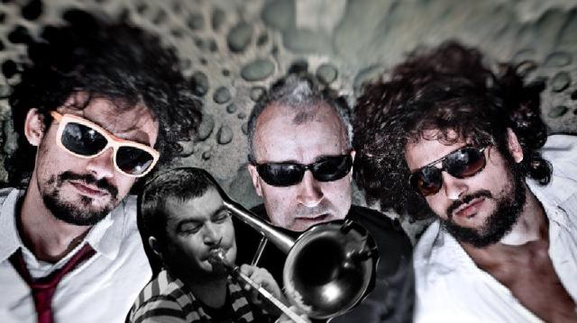 Plutino Trio feat. Gianluca Petrella